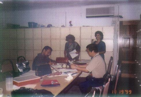 Old Staff Room